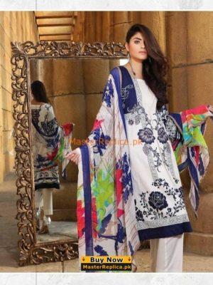 Charizma Latest Embroidered Lawn Collection Replica