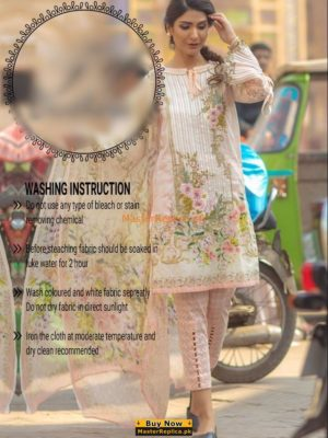 FIRDOUS Latest Digital Printed Lawn Collection Replica 2018