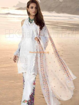 Gul Ahmed Luxury Embroidered Lawn collection Replica