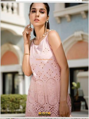 Maria B. Latest D-1807-A Embroidered Lawn Collection
