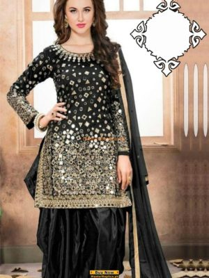 Master Replica Latest Embroidered Net Collection Replica