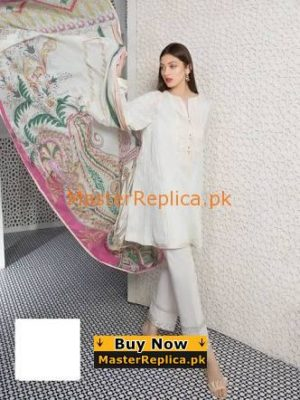 SAPHIRE Latest Embroidered Lawn Collection Replica 2018