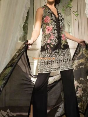 Sobia Nazir Latest 11 A Embroidered Lawn Collection Replica