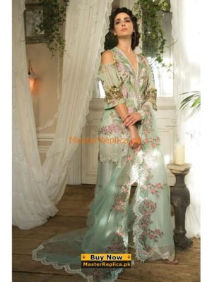 Sobia Nazir Latest 6B Embroidered Lawn Collection Replica