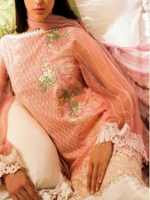 Sobia Nazir Latest Embroidered Lawn Collection Replica