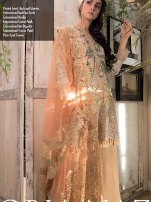 Sobia Nazir 2B Swiss Voile Latest Collection Replica 2018