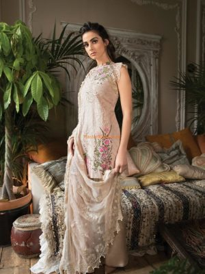 SOBIA NAZIR Latest 12-B Embroidered Lawn Collection Replica