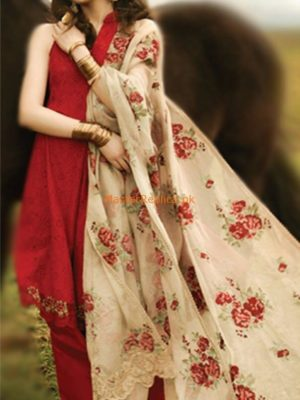 Zara Shah Jahan Latest Embroidered Lawn Collection replica