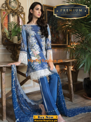 Sobia Nazir Latest 5A Lawn Collection Replica 2018