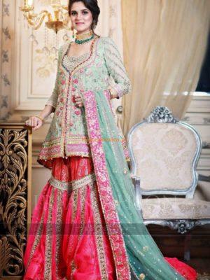 ALIYA WAQAR Luxury Embroidered Wedding Collection Replica