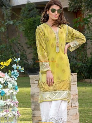 GUL AHMAD Latest 188 Embroidered Lawn Collection Replica