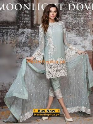 IMROZIA Latest Moon Light Dove Embroidered CollectionIMROZIA Latest Moon Light Dove Embroidered Collection Replica Replica