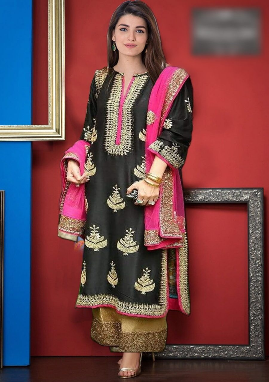 KHAADI KHAAS EMBROIDERED LAWN COLLECTION 2018 MASTER REPLICA