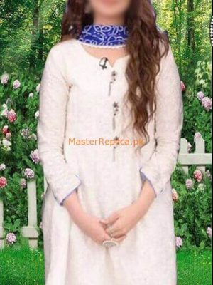 Maria B Luxury Embroidered Lawn Collection Replica