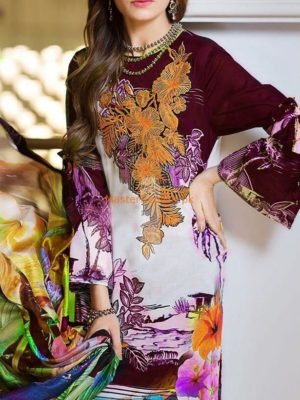 NISHAT Latest 3D Design Festive LawNISHAT Latest 3D Design Festive Lawn Collection Replica n Collection Replica