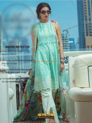 RANG RASIYA Luxury Embroidered Lawn Collection Replica