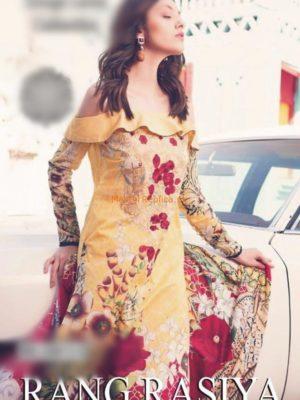 RANG RASYA Luxury Embroidered Lawn Collection Replica
