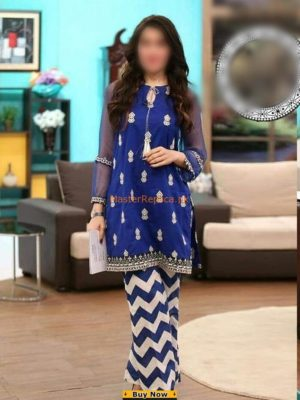 SHAISTA LODHI Latest Embroidered Lawn Collection Replica