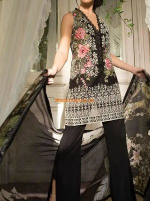 SOBIA NAZIR Luxury 11 A Embroidered Lawn Collection Replica