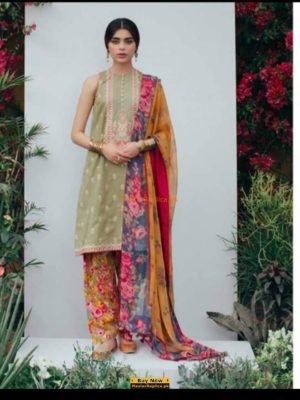ZARA SHAH JAHAN Latest Embroidered Lawn Replica 2018