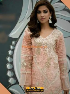 AGHA NOOR Luxury Embroidered Eid Chiffon CoAGHA NOOR Luxury Embroidered Eid Chiffon Collection Replica llection Replica