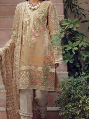 Master Replica Latest Embroidered Summer Lawn Collection Replica