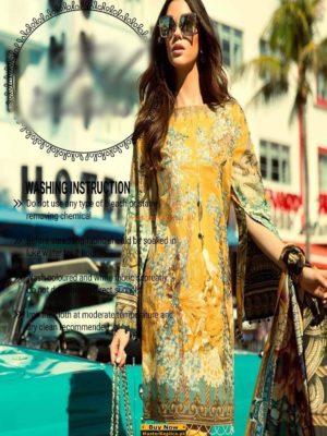 FARAZ MANAN Luxury Printed Summer Lawn Collection Replica