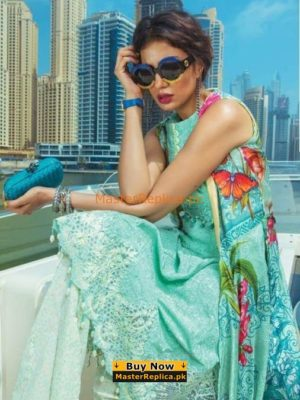 RANG RASIYA Luxury Embroidered Lawn Eid Collection Replica