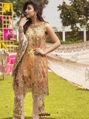 RANG RASIYA Luxury 16 B Embroidered Summer Lawn Collection Replica