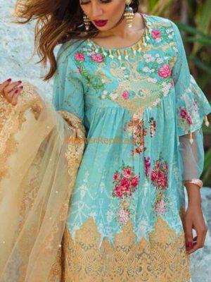 RANGRASIYA Luxury Embroidered Summer Lawn Collection Replica
