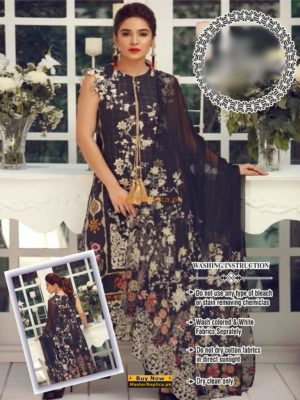 ROCH Luxury Embroidered Lawn Eid Collection Replica 2018