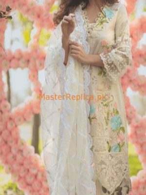 Rang rasiya Latest Embroidered Summer Lawn Collection Replica