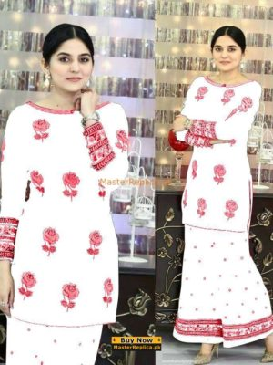 SANAM BALOCH Luxury Embroidered Eid Chiffon Collection Replica