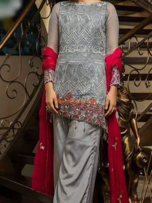 SIFONA Luxury Embroidered Chiffon Collection Replica 2018