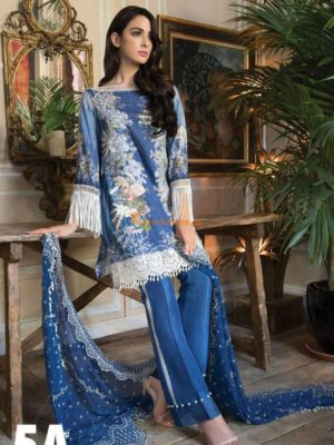 SOBIA NAZIR Luxury Embroidered 5A Lawn Collection Replica