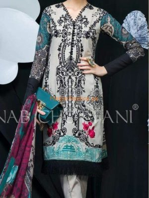 ZAINAB CHOTTANI Luxury Embroidered Lawn Eid Collection Replica