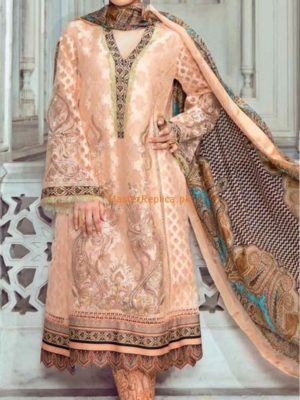 TENA DURRANI Luxury Embroidered Summer Collection Replica
