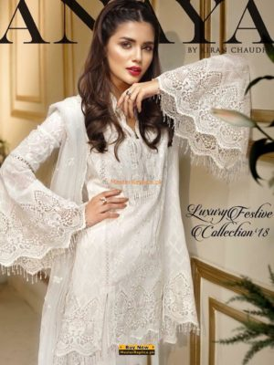 Anaya Latest COTTON CANDY Embroidered Chiffon Collection Replica