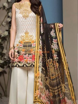 ANAYA Luxury Embroidered Summer Lawn Collection Replica