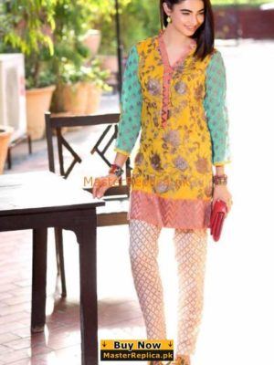 CHARIZMA Luxury Embroidered Summer Lawn Collection Replica