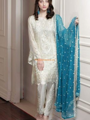 EMB ROYAL Luxury Embroidered Chiffon Collection Replica