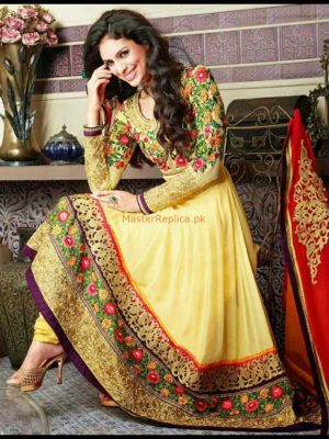 INDIAN Latest Festive Embroidered Chiffon Collection Replica