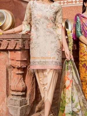 IZNIK Latest Embroidered Summer Lawn Collection Replica