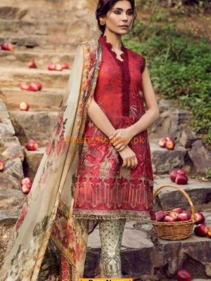 IZNIK Luxury Embroidered Summer Lawn Collection Replica
