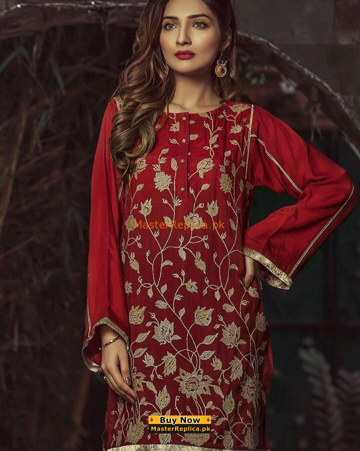 KAYSERIA Luxury Embroidered Summer Lawn Collection Replica