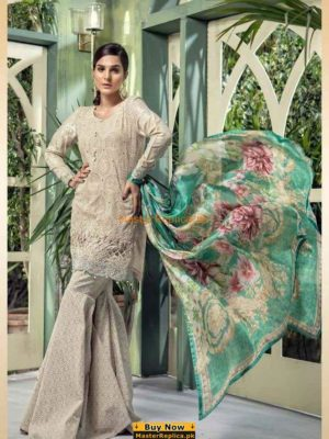 Maria B Luxury 9-A Embroidered Summer Lawn Collection Replica