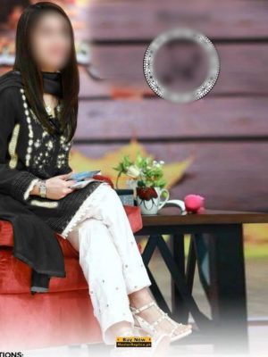 SHAISTA LODHI Luxury Embroidered Summer Lawn Collection Replica