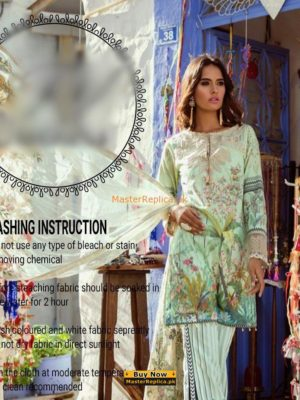 SHIZA HASSAN Latest Embroidered Summer Lawn Collection Replica