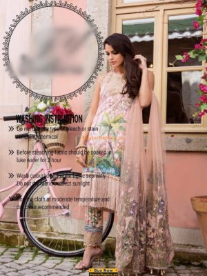 SHIZA HASSAN Luxury Embroidered Summer Lawn Collection Replica