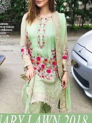 IMROZIA Luxury Embroidered Summer Lawn Collection Replica